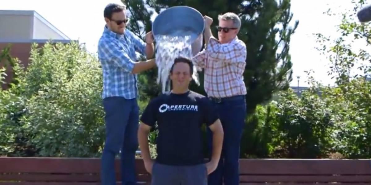 El Reto de la Cubeta de Agua Helada llega a Xbox