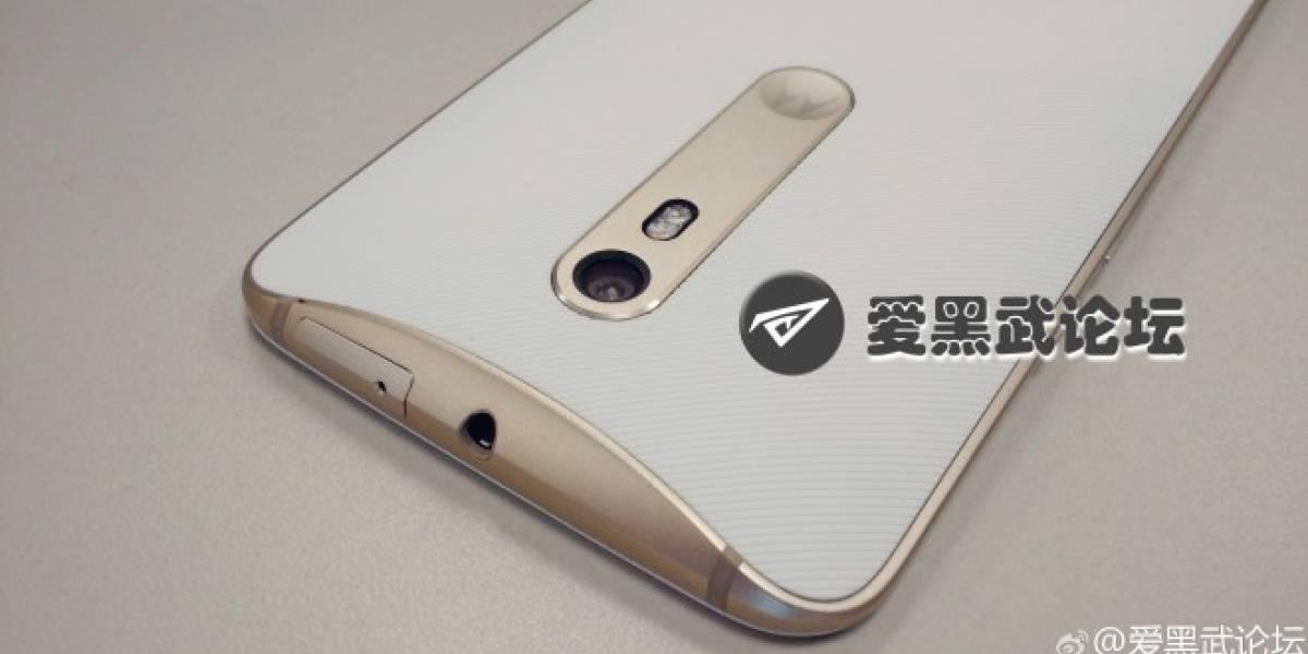 Motorola Moto X 2015 tendrá carcasas traseras intercambiables