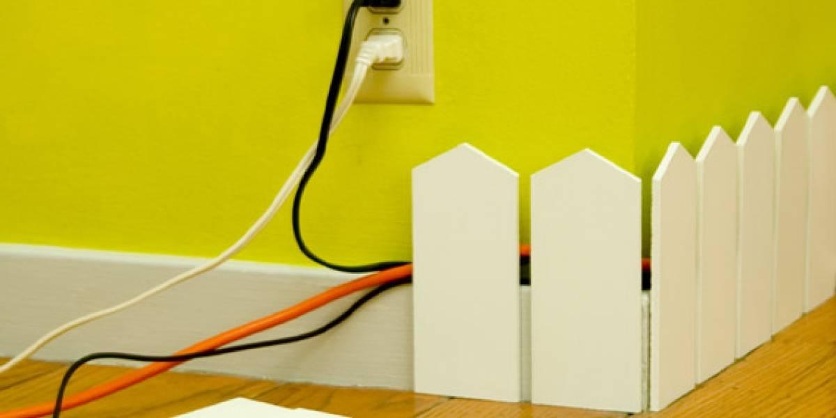 Desenrédate: prototipos para mantener tus cables en orden