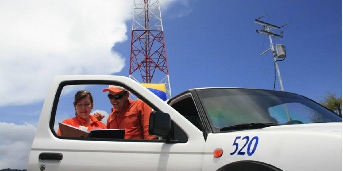 Venezuela: Movilnet estrena 12 radiobases