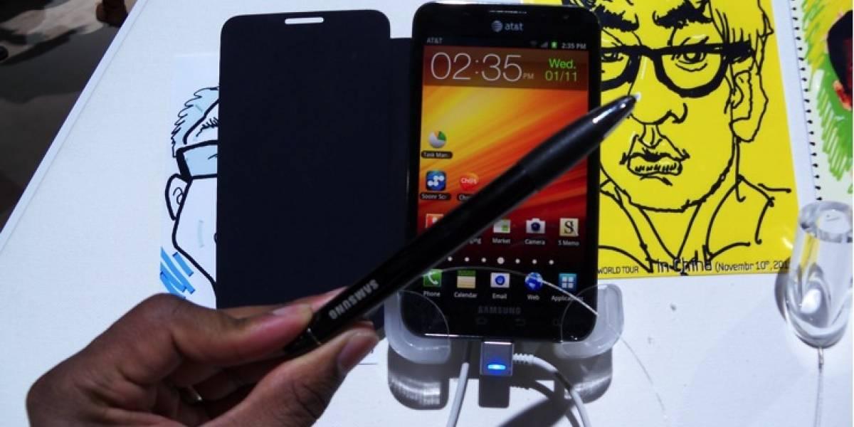 El S-Pen podría llegar a las Galaxy Tabs