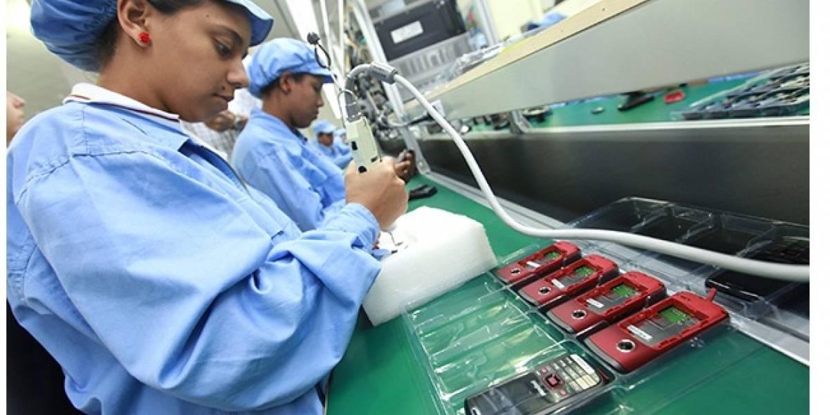 Venezuela: Orinoquia alcanza un millón de celulares ensamblados en el país