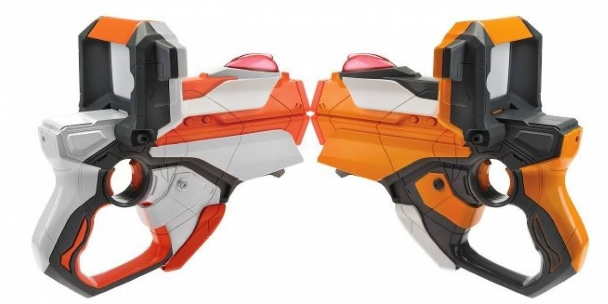 Hasbro versiona pistola para dispositivos Apple
