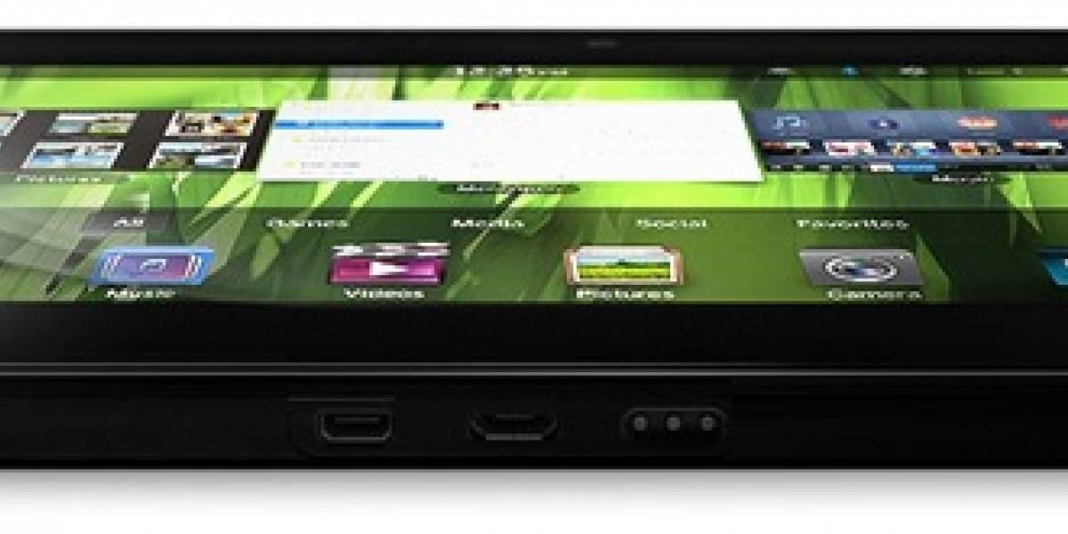 Aprende a desarrollar aplicaciones para BB PlayBook con webcasts gratuitos