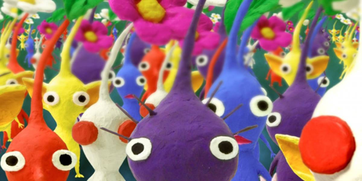 Nintendo pone disponible New Play Control! Pikmin