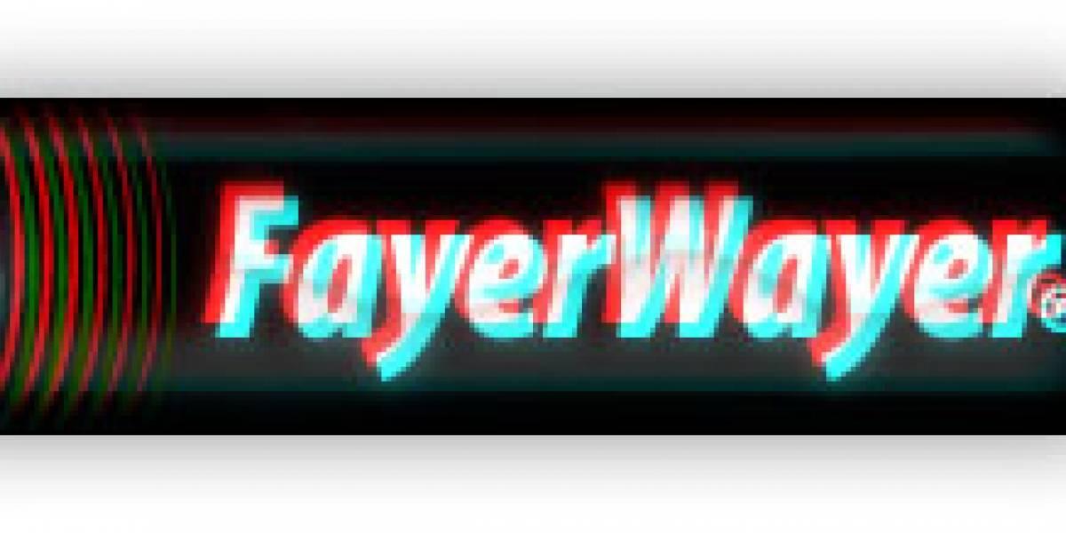 Fayerwayer en 3D