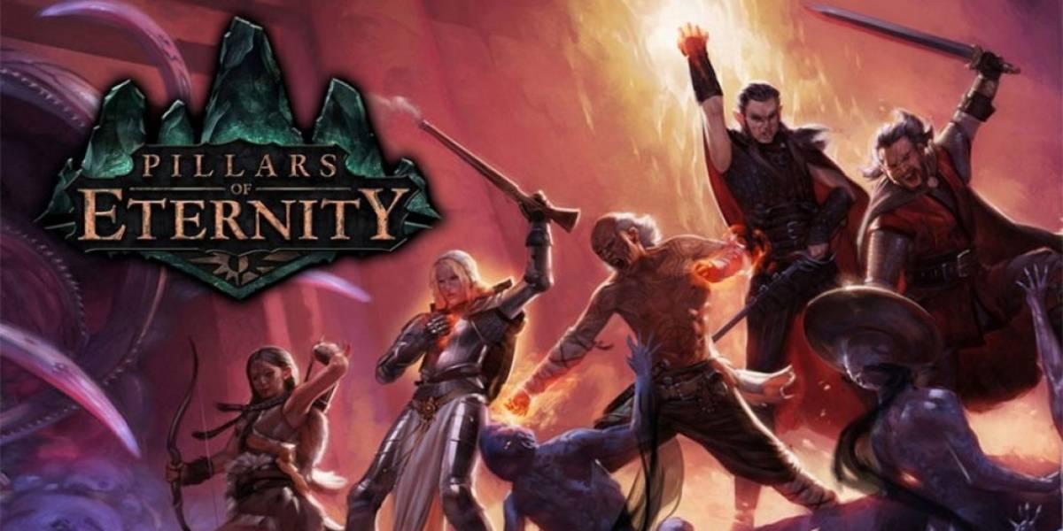 Nuevo trailer celebra la preventa de Pillars of Eternity
