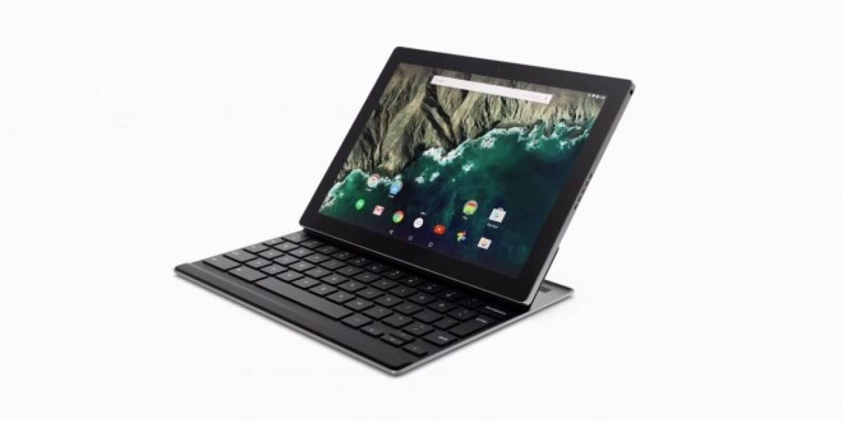 Google anuncia su tablet Pixel C de 10 pulgadas