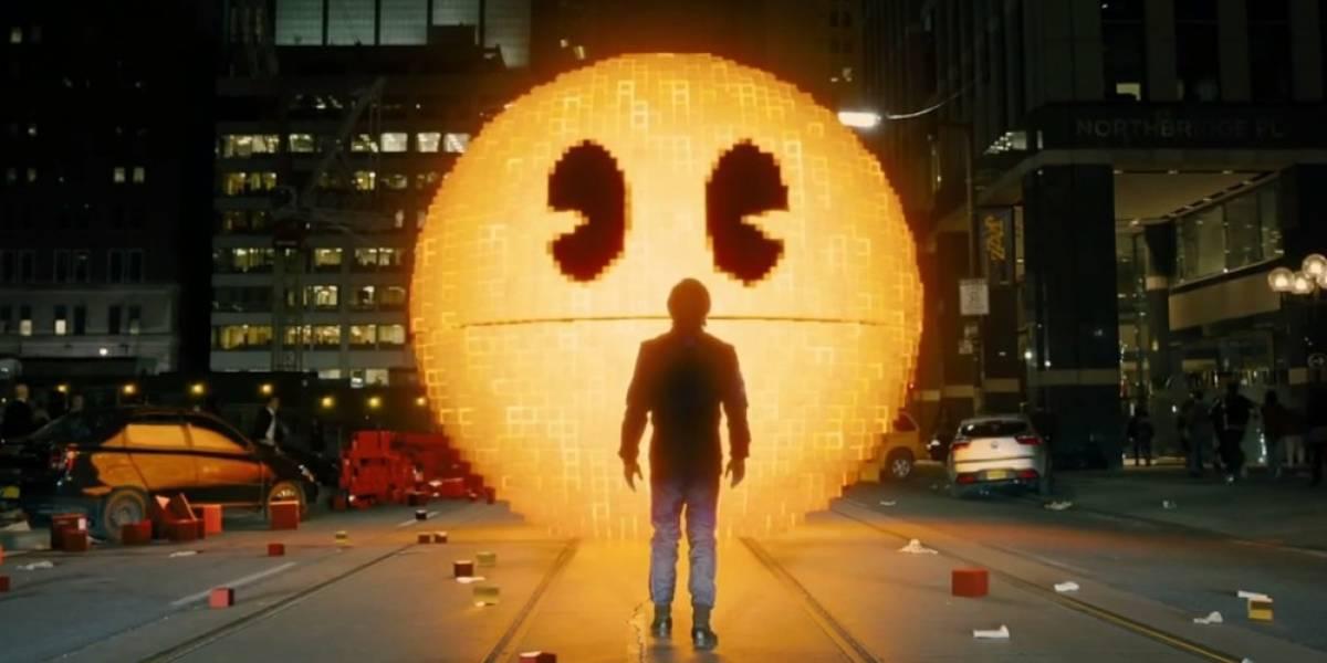 Este es el primer trailer de la película Pixels