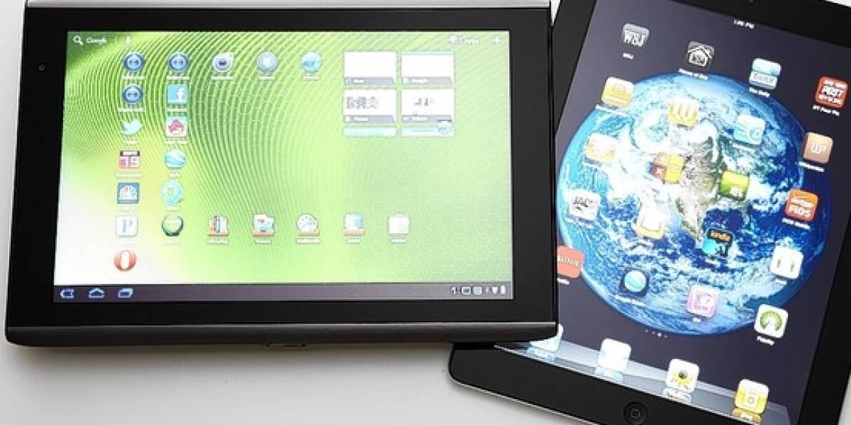 El Acer Iconia A500 le da la pelea al iPad