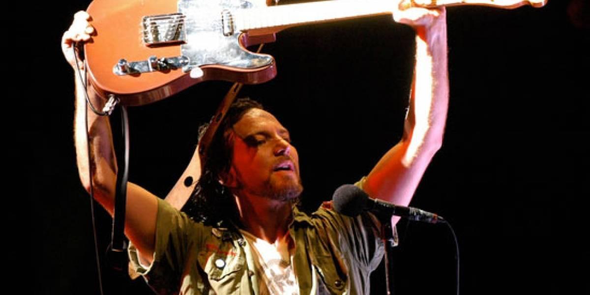 Rock Band: Pearl Jam para el siguiente año