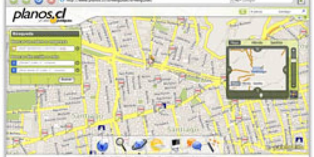 Planos de Publiguías abre API, permite que otros sitios usen sus mapas
