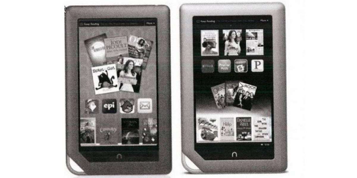 Se filtran especificaciones de la Nook Tablet de Barnes&Noble