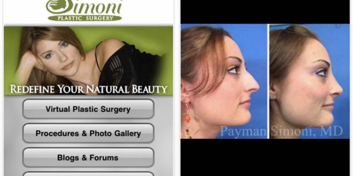Doctor de Beverly Hills lanza aplicación de cirugías plásticas en el iPhone
