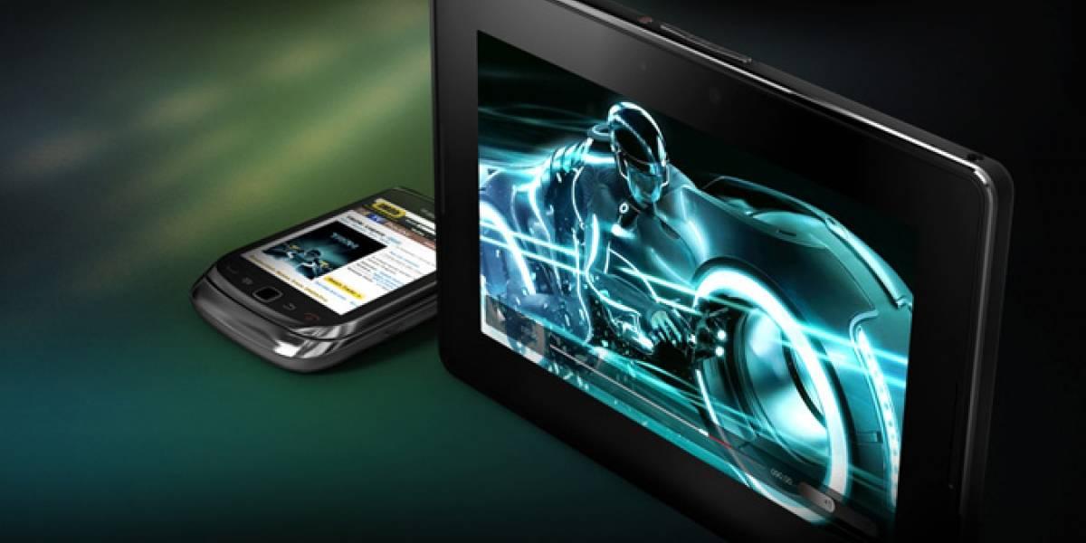 Más de 900 tablets BlackBerry PlayBook tienen fallas y RIM ordena su devolución