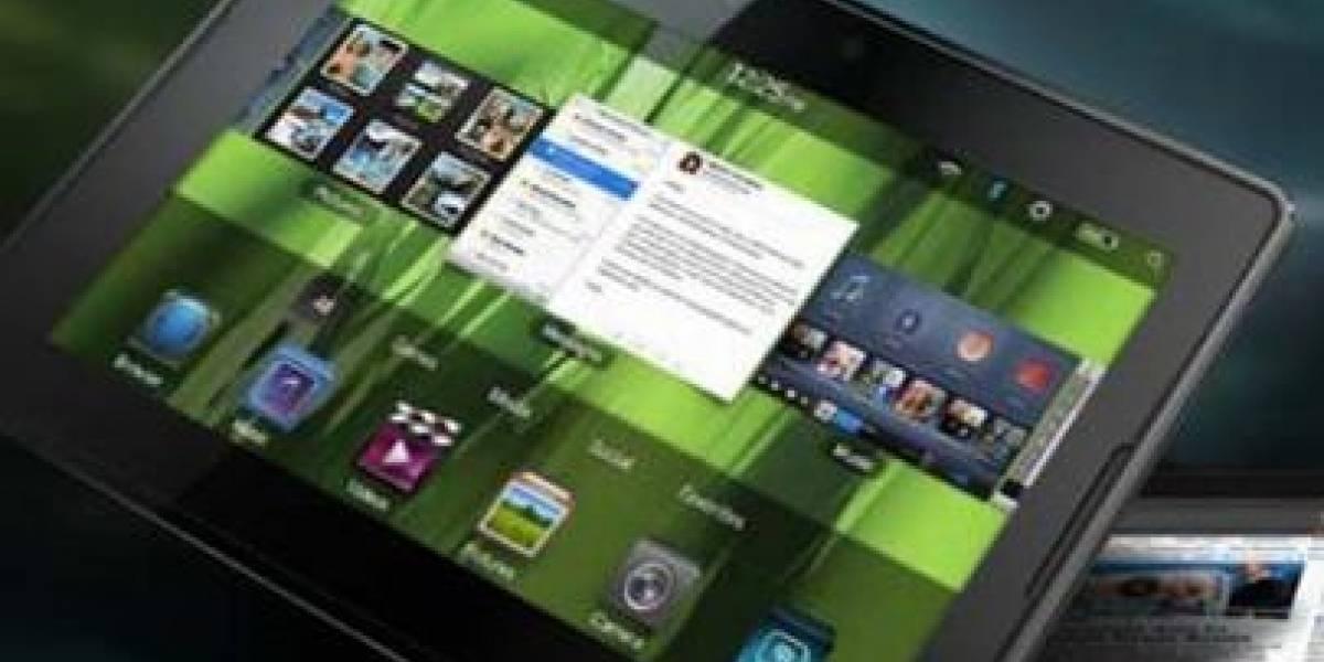 MWC2011: BlackBerry PlayBook tendrá Dos Versiones Nuevas