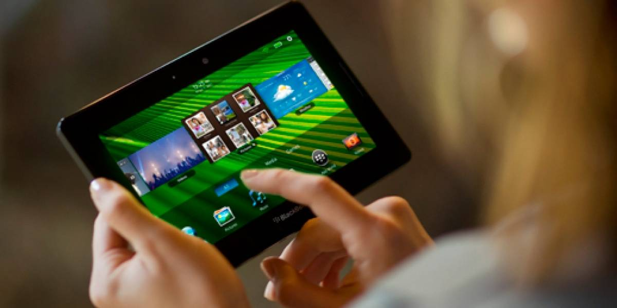 BlackBerry PlayBook ya está en España