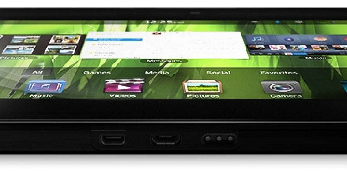 Publican las primeras herramientas de desarrollo para el tablet de BlackBerry