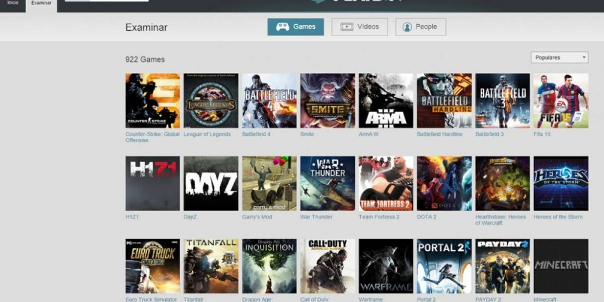 Raptr lanza Plays.tv, una plataforma para compartir video de juegos de PC