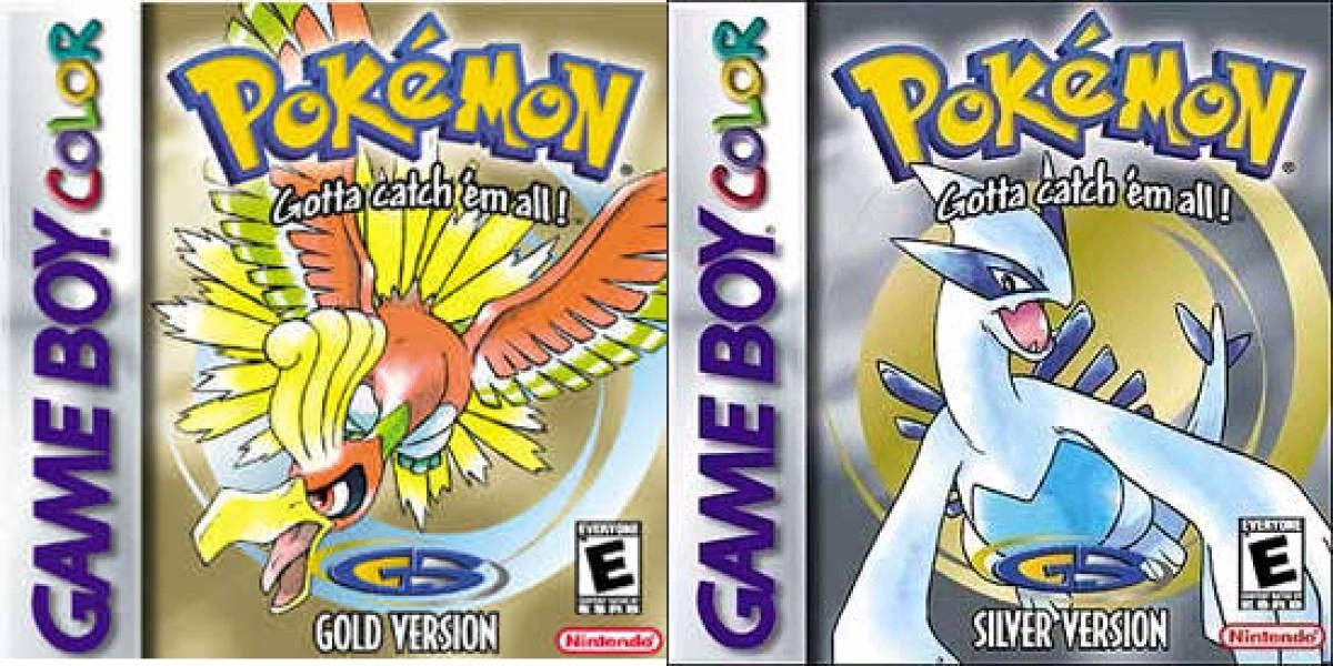 Futurología: Nintendo planea reedición de Pokemon Gold/Silver
