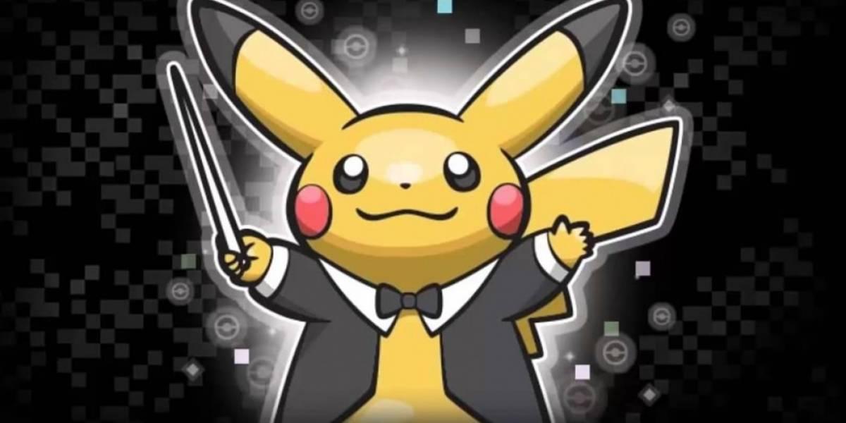 Pokémon: Symphonic Evolutions aterrizará en México