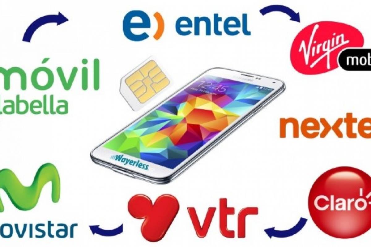 3,5 millones de usuarios han cambiado de operador en Chile