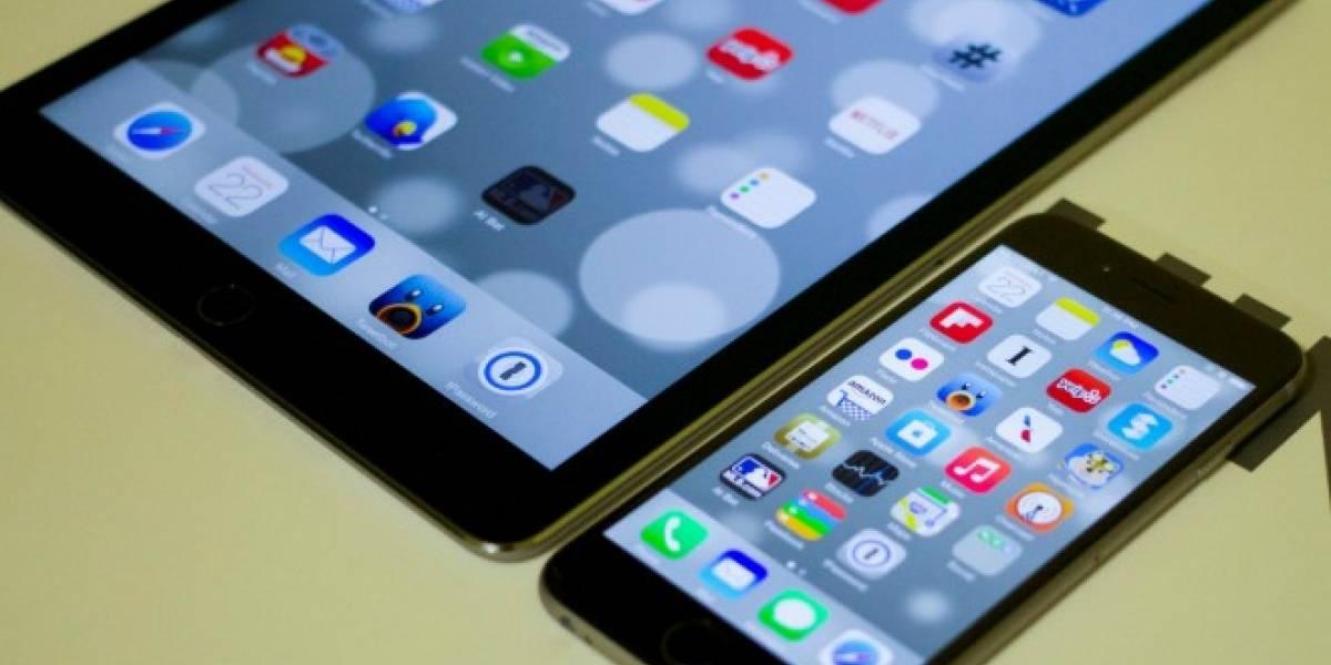 Miles de aplicaciones iOS en peligro de robo de datos