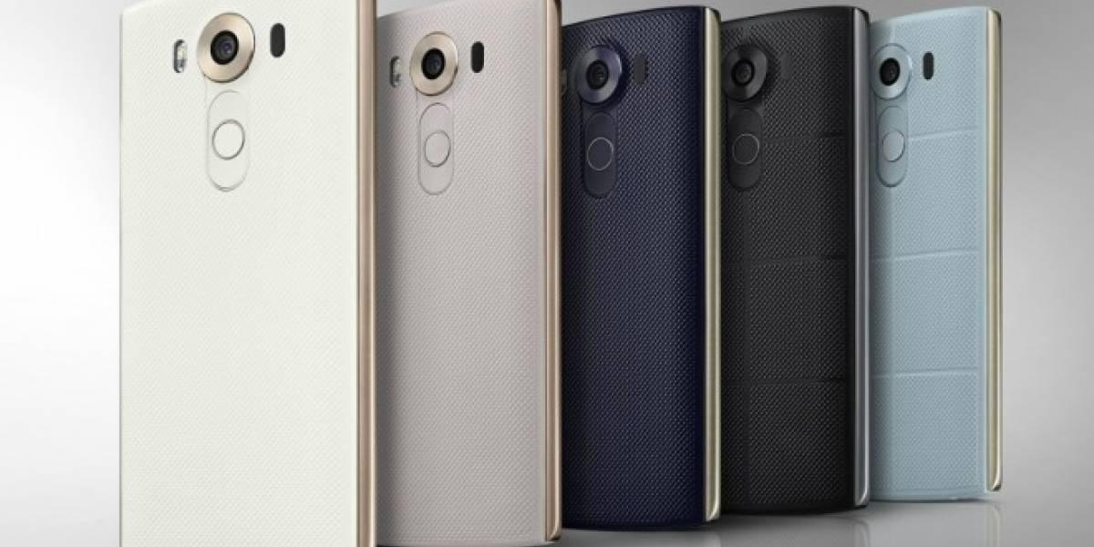 LG V10 ya está disponible en Corea del Sur