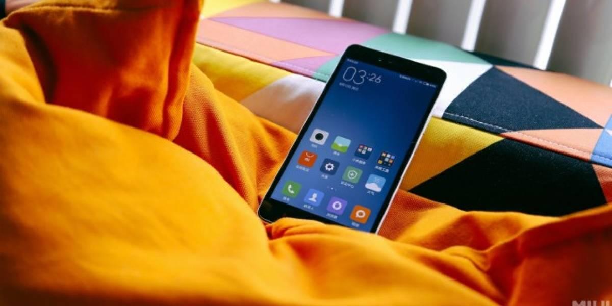 Xiaomi Redmi Note 2 se vende como pan caliente