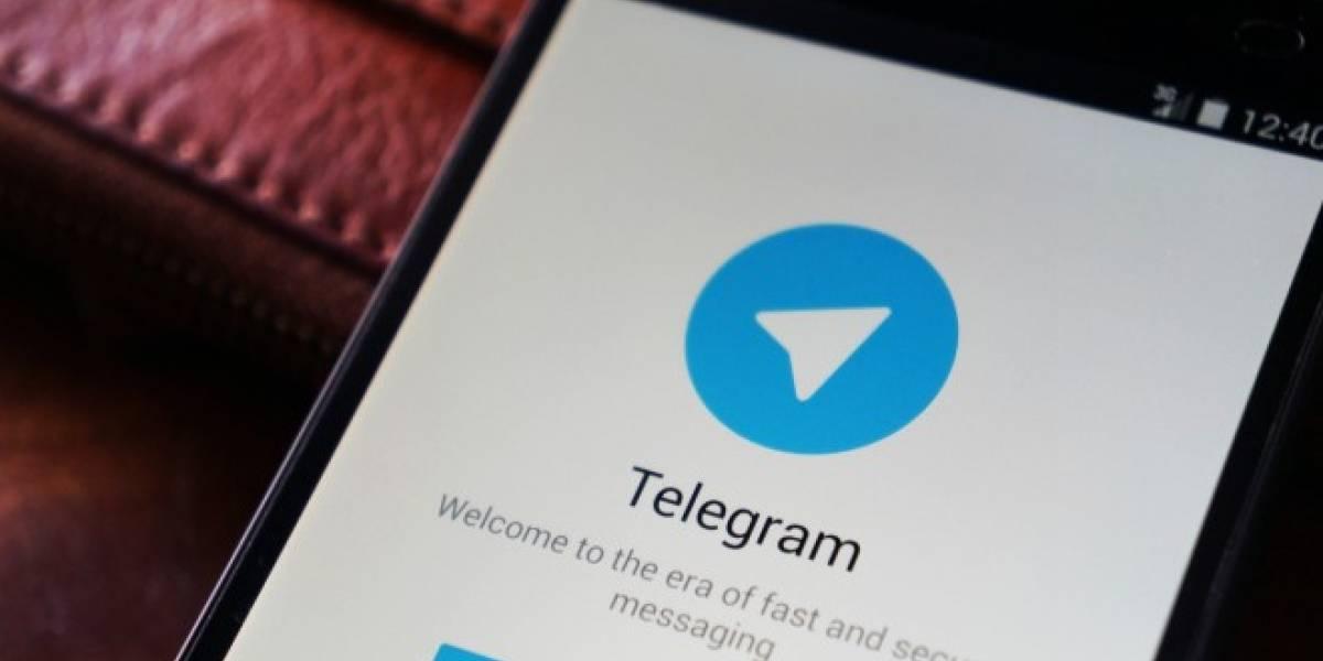 Telegram te permite ahora ver videos y escuchar música dentro de la aplicación
