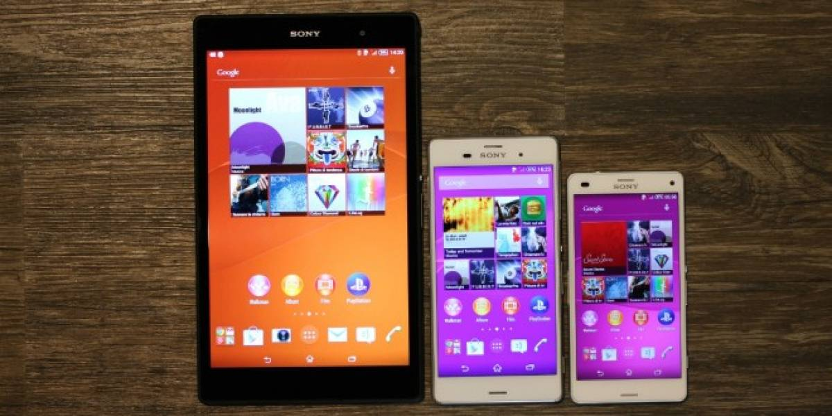 Sony libera Android M Developer Preview para sus teléfonos Xperia