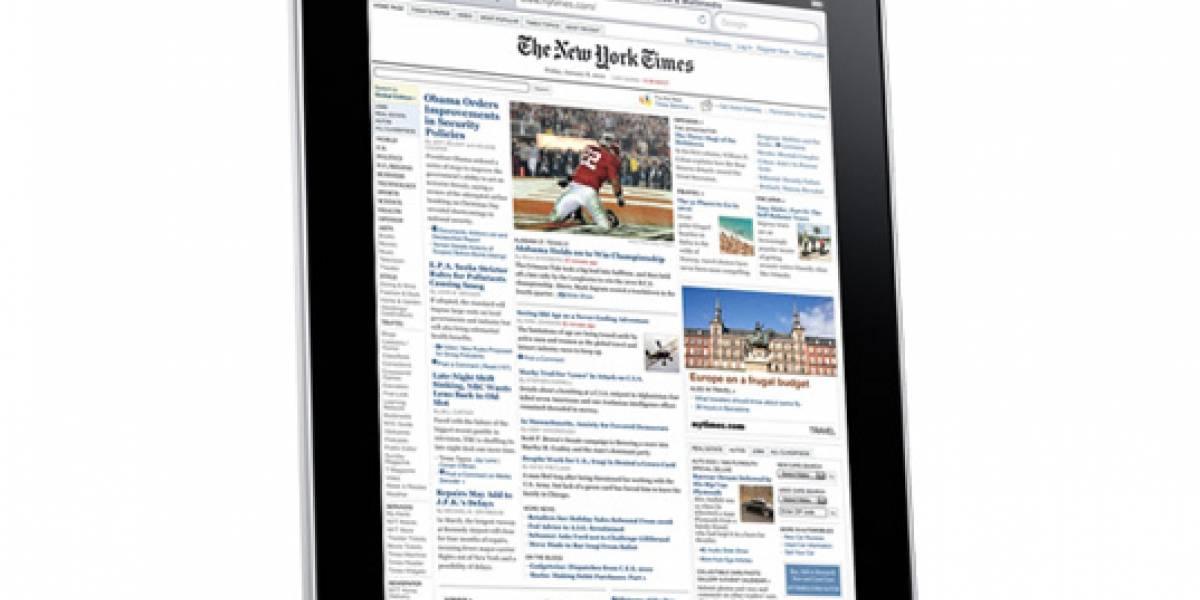Periódicos y revistas en iPad... ¿La muerte de los impresos?