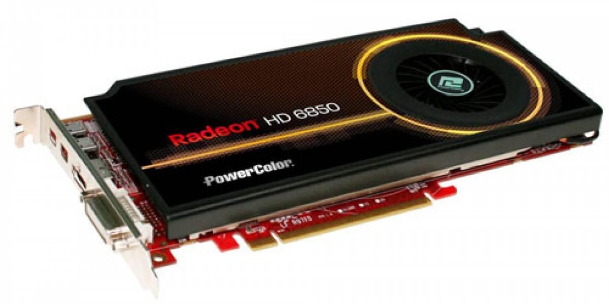 PowerColor Radeon HD 6850 Single Slot a prueba
