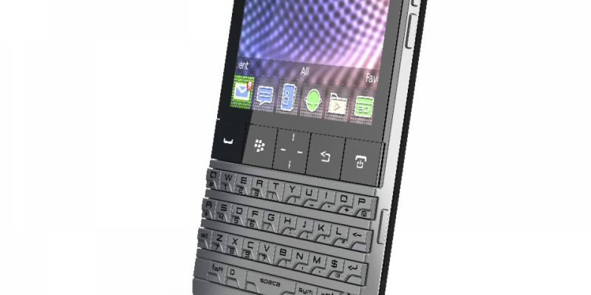 Porsche Design P'9981 BlackBerry, un smartphone a la altura de su nombre