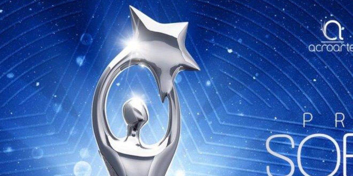 ¡Estos son los nominados a Premios Soberano 2018!