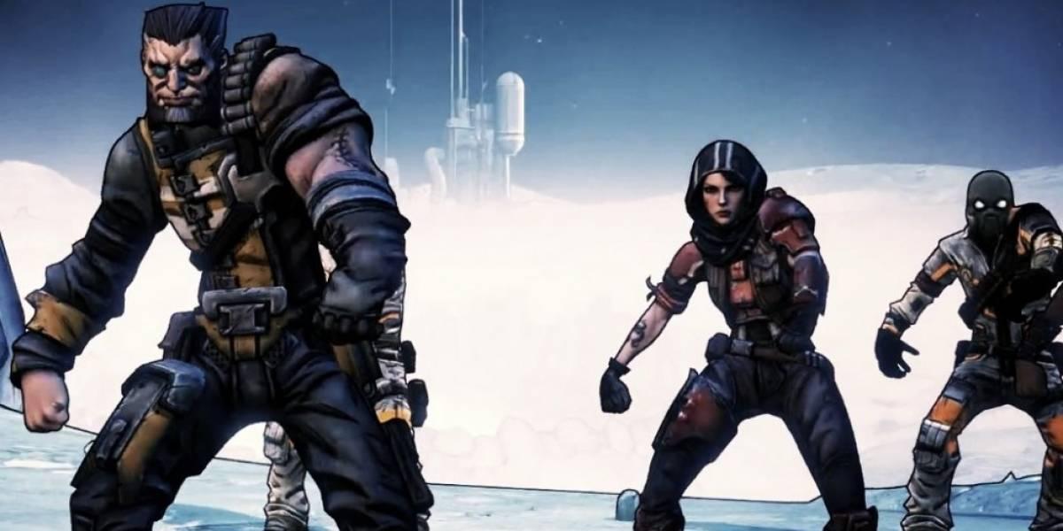 2K Games anuncia pase de temporada para Borderlands: The Pre-Sequel