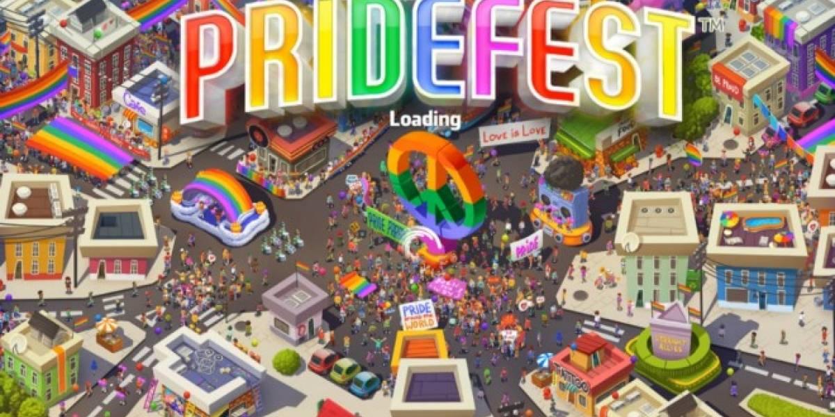 Atari lanza Pridefest, el primer juego móvil para celebrar el Orgullo Gay