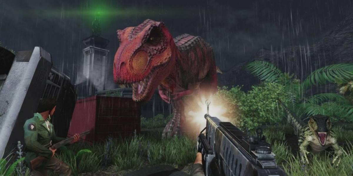 Primal Carnage: Extinction llegará durante este mes a PS4