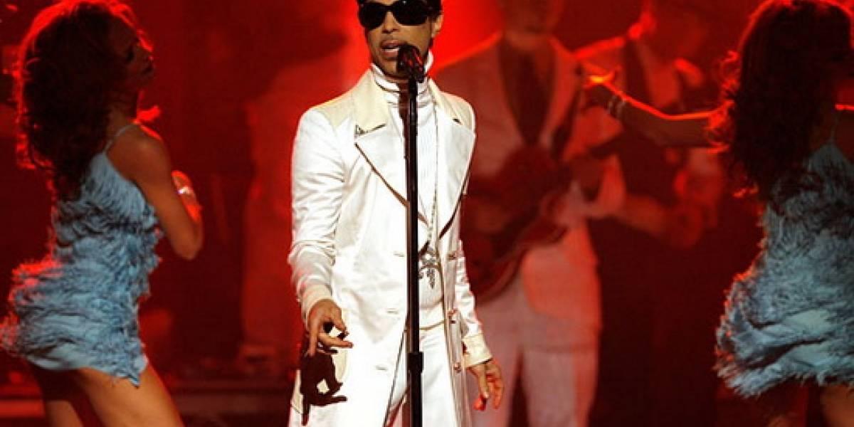 Prince rechazó un contrato con Guitar Hero