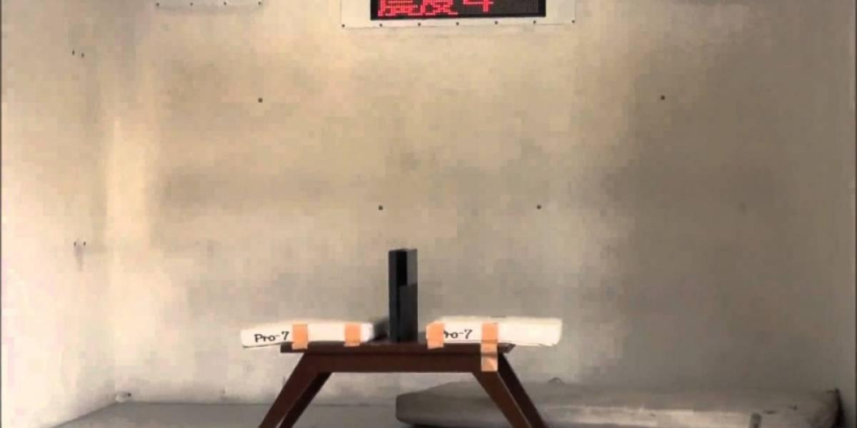 Lanzan accesorio para proteger las consolas contra terremotos