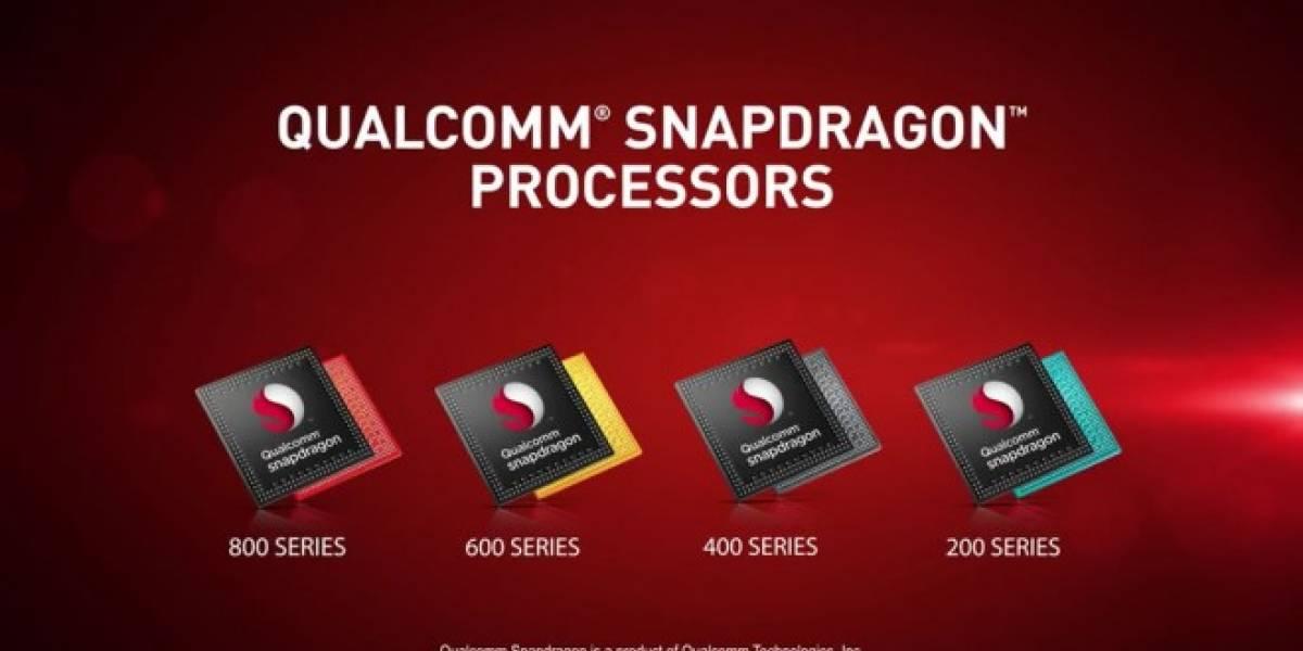 Qualcomm presentó los nuevos procesadores Snapdragon 625, 435 y 425