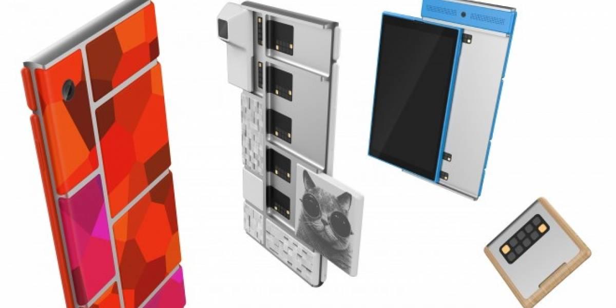 Project Ara y sus teléfonos modulares ya tienen competencia