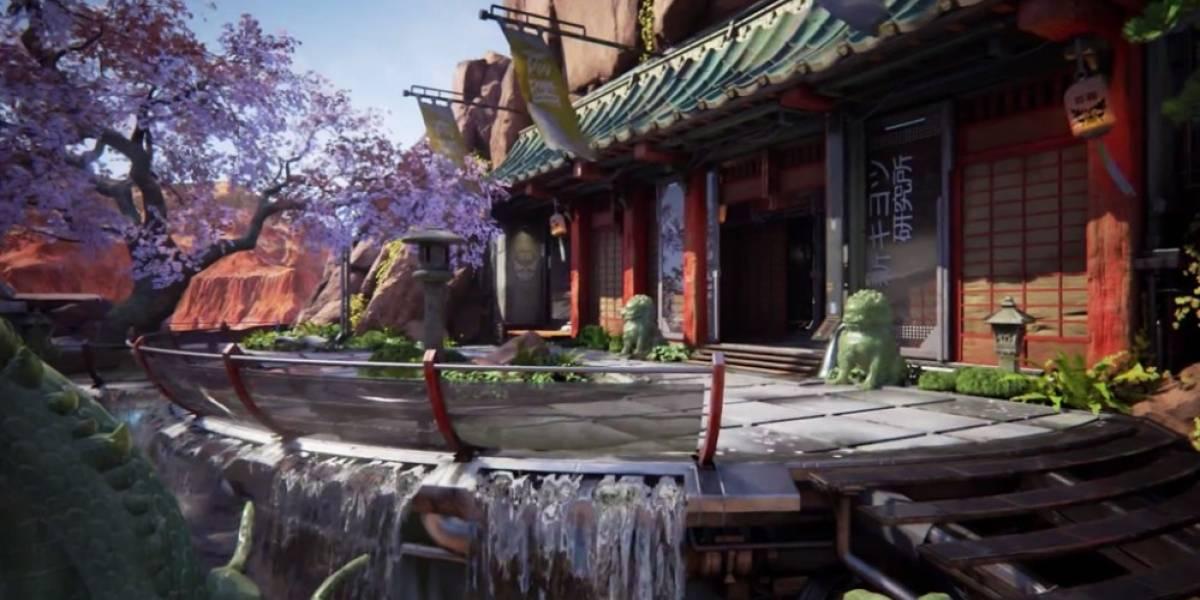 Se muestra el poder del Unreal Engine 4 en el juego de CliffyB