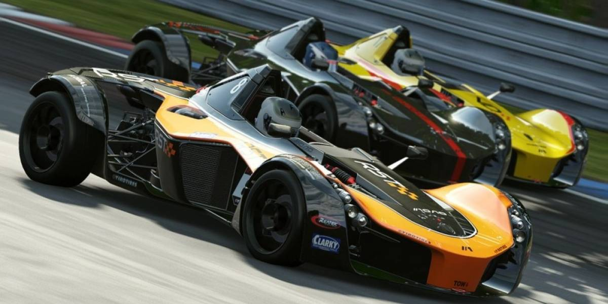 Project Cars, cancelado en Wii U