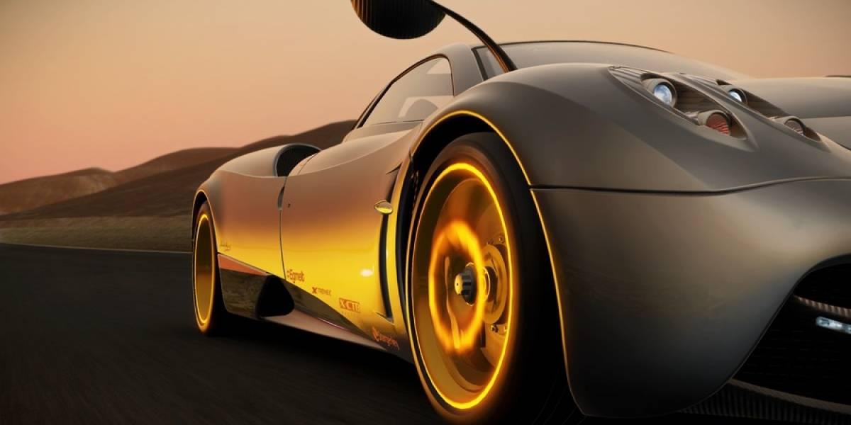 Así se ve Project CARS en Xbox One