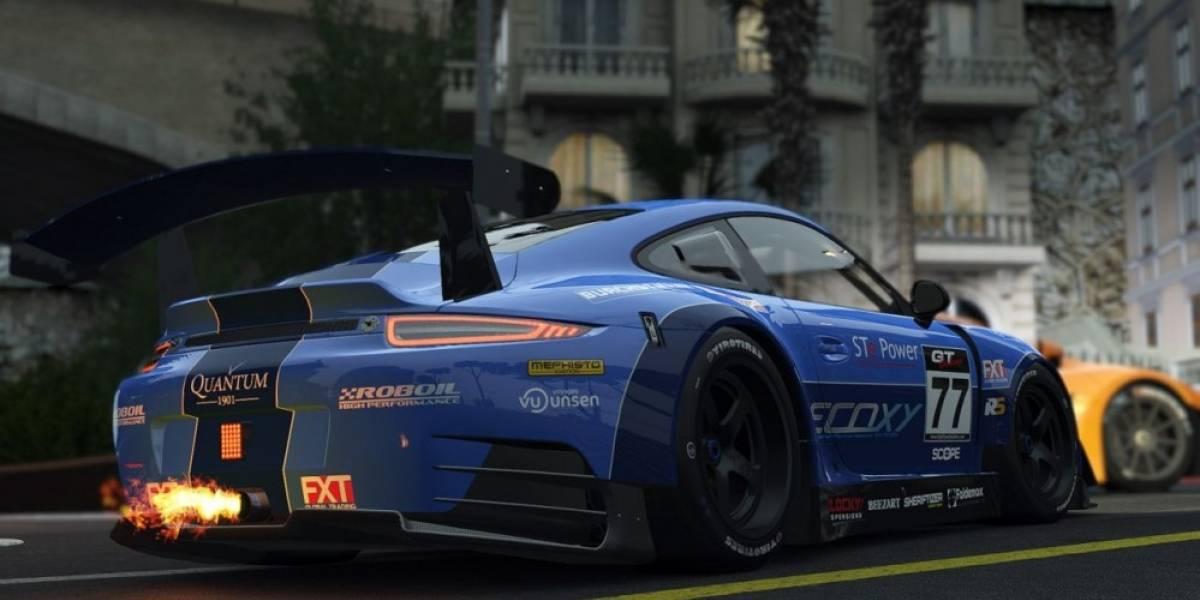 Project Cars recibe fecha definitiva de lanzamiento