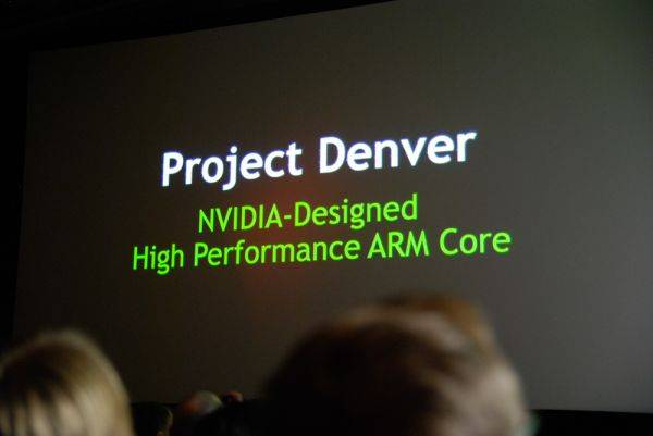 Nvidia Denver será Cortex A15 + Maxwell