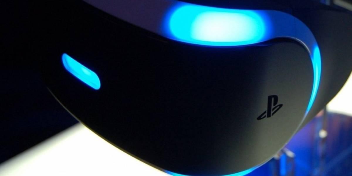 El casco de realidad virtual de Sony ahora es PlayStation VR #TGS15