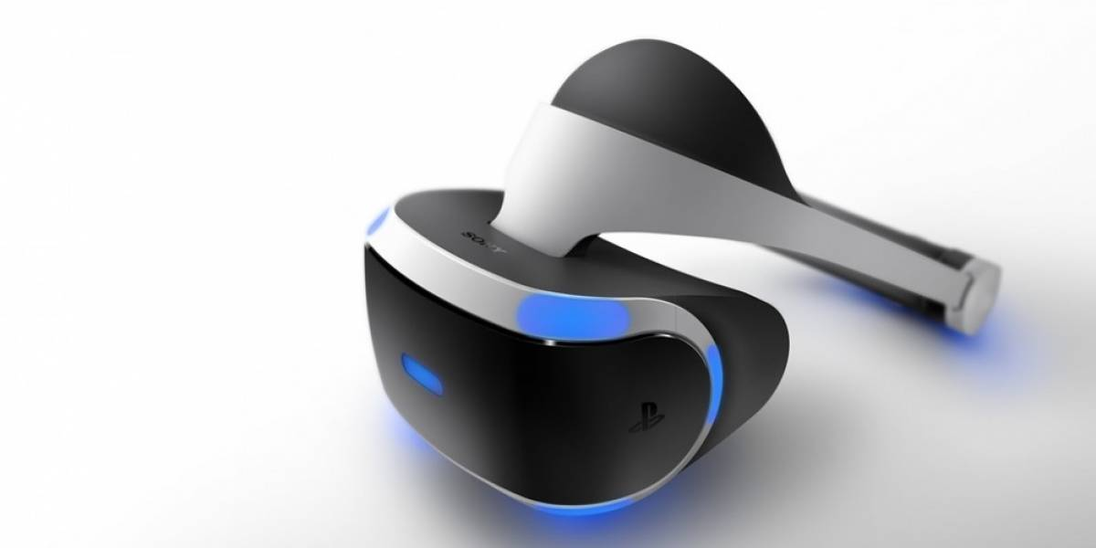 Casco de Realidad Virtual de PlayStation 4 llegará en 2016 #GDC2015