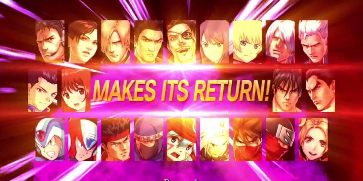 Bandai Namco anunció Project X Zone 2